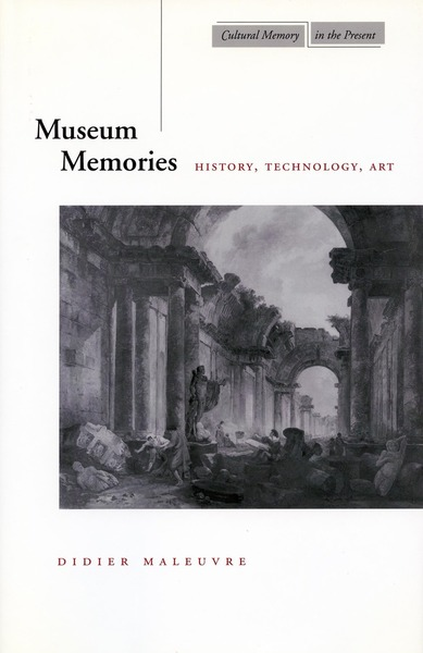 Cover of Museum Memories by Didier Maleuvre