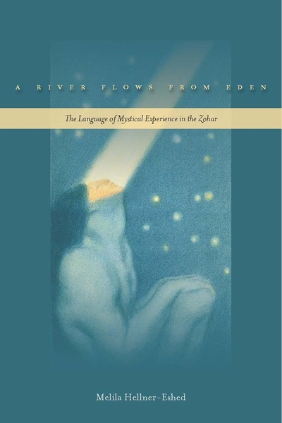 Cover of A River Flows from Eden by Melila Hellner-Eshed