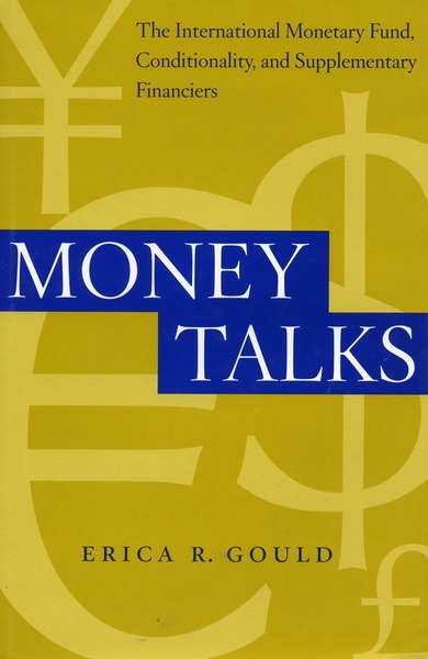 Cover of Money Talks by Erica Gould