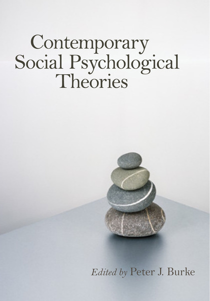 Cover of Contemporary Social Psychological Theories by Edited by Peter J. Burke