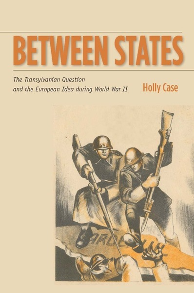 Cover of Between States by Holly Case