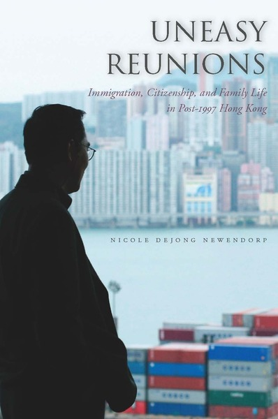 Cover of Uneasy Reunions by Nicole Newendorp