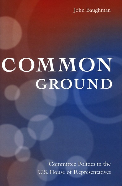 Cover of Common Ground by John Baughman
