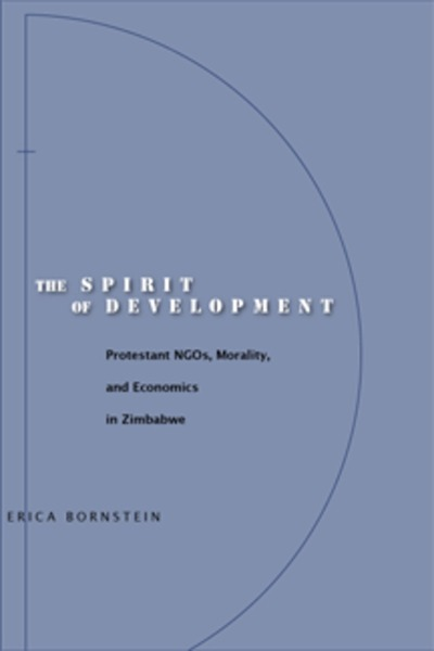 Cover of The Spirit of Development by Erica Bornstein