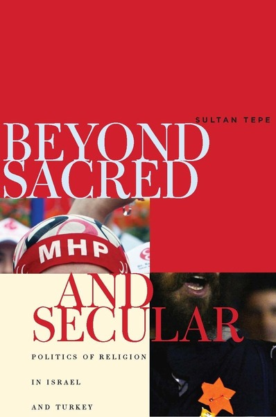 Cover of Beyond Sacred and Secular by Sultan Tepe