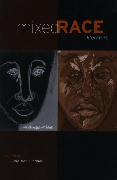 Cover of Mixed Race Literature by Edited by Jonathan Brennan