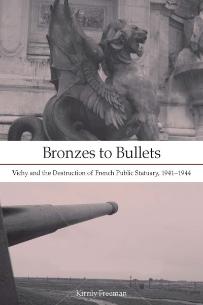 Cover of Bronzes to Bullets by Kirrily Freeman