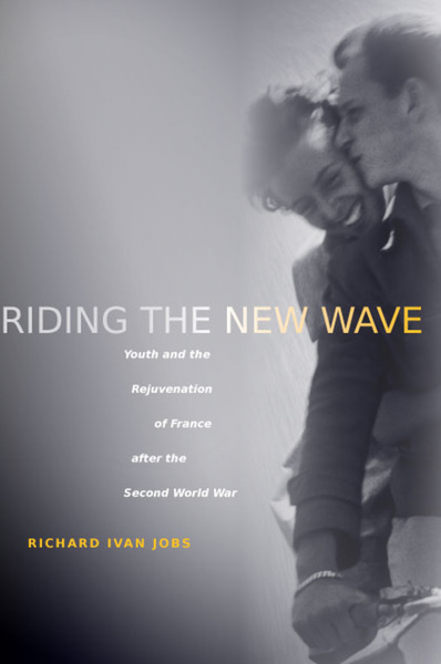 Cover of Riding the New Wave by Richard Ivan Jobs