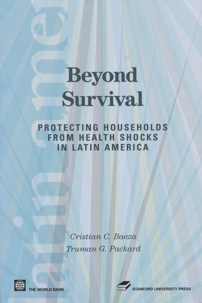 Cover of Beyond  Survival by Cristian C. Baeza and Truman G. Packard