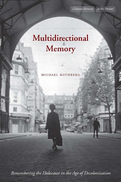 Cover of Multidirectional Memory by Michael Rothberg