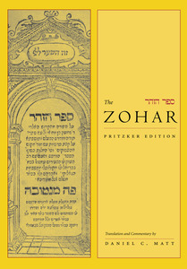 cover for The Zohar: Pritzker Edition, Volume Four | Translation and Commentary by Daniel C. Matt