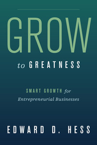 cover for Grow to Greatness