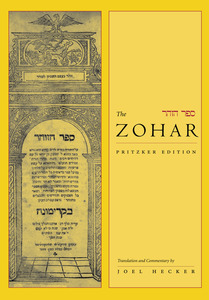 cover for The Zohar: Pritzker Edition, Volume Eleven | Translation and Commentary by Joel Hecker
