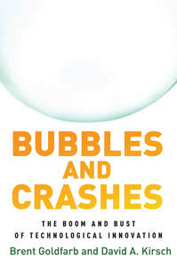 Bubbles and Crashes Cover