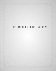 cover for The Book of Shem: On Genesis before Abraham | David Kishik