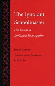 The ignorant schoolmaster